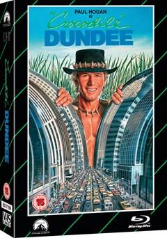Crocodile Dundee - VHS Range (hmv Exclusive) - 2
