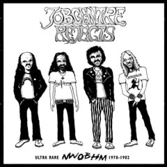 Jobcentre Rejects: Ultra Rare NWOBHM 1978-1982 - 1