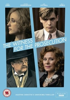 The Witness for the Prosecution - 1