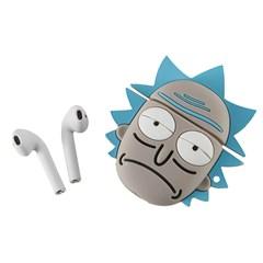 Lazerbuilt Rick & Morty Rick True Wireless Bluetooth Earphones - 1
