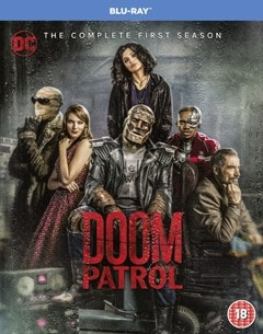Doom Patrol: The Complete First Season - 1