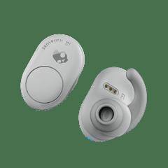 Skullcandy Push Grey Day True Wireless Bluetooth Earphones - 2
