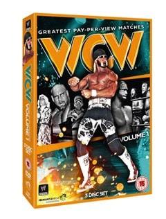 WCW: Greatest PPV Matches - Volume 1 - 2