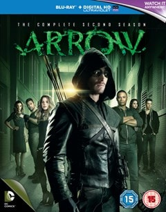 Arrow: The Complete Second Season - 1
