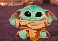 The Mandalorian: The Child (Baby Yoda) Star Wars Plush - 2