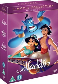 Aladdin Trilogy - 2