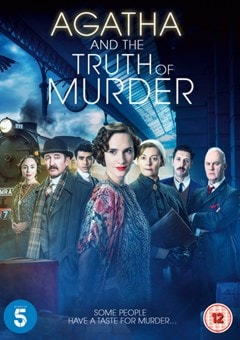Agatha and the Truth of Murder - 1
