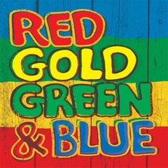 Red Gold Green & Blue - 1