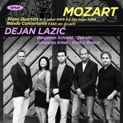 Mozart: Piano Quartets in G Minor, K478 & E Flat Major, K493/... - 1