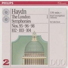 THE LONDON SYMPHONIES VOL. 1 - Haydn - 1