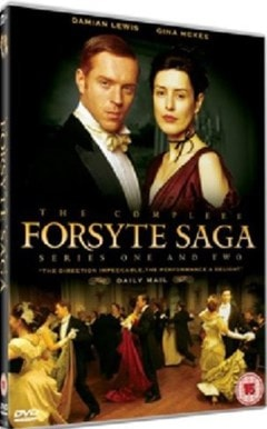 The Forsyte Saga: The Complete Series 1 and 2 - 1
