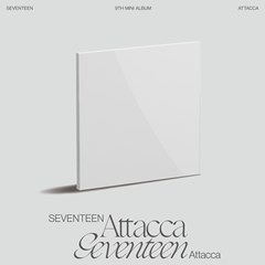 SEVENTEEN 9th Mini Album 'Attacca' (Op. 2) - 1