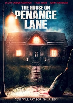 The House On Penance Lane - 1