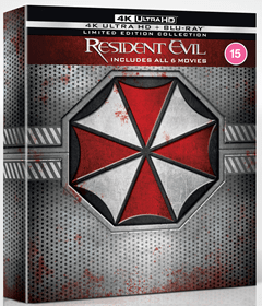 Resident Evil: The Complete Collection - 3