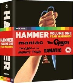 Hammer: Volume One - Fear Warning! - 1