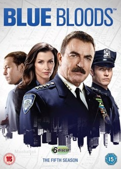 Blue Bloods: The Fifth Season - 1