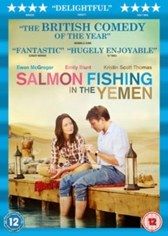 Salmon Fishing in the Yemen - 1
