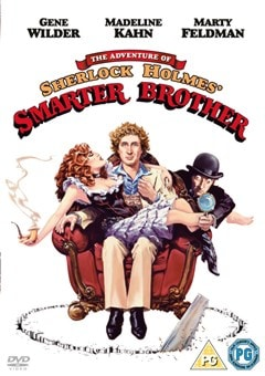 The Adventure of Sherlock Holmes' Smarter Brother - 1