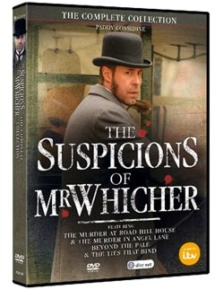 The Suspicions of Mr. Whicher: The Complete Collection - 2