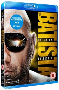 WWE: Batista - The Animal Unleashed - 2