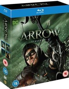 Arrow: Seasons 1-4 - 2