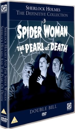 Sherlock Holmes: The Spider Woman/The Pearl of Death - 1