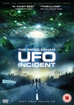 The Rendlesham UFO Incident - 1