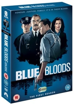 Blue Bloods: The First Season - 1