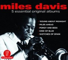 5 Essential Original Albums - 1