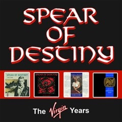 The Virgin Years - 1