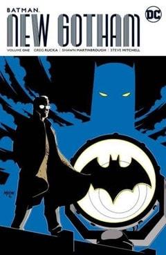 Batman: New Gotham - 1