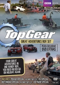 Top Gear - The Great Adventures: Collection - 1