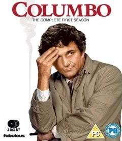 Columbo: The Complete First Season - 2