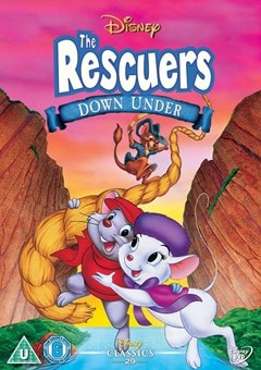 The Rescuers Down Under - 3