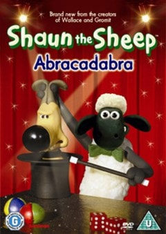 Shaun the Sheep: Abracadabra - 1