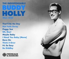 The Indispensable Buddy Holly: 1955-1959 - 1