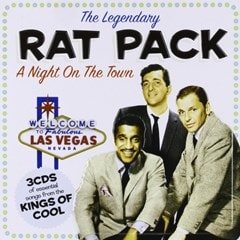 The Legendary Rat Pack: A Night On the Town - 1