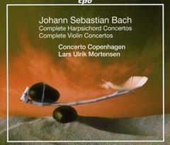 Johann Sebastian Bach: Complete Harpsichord Concertos/... - 1