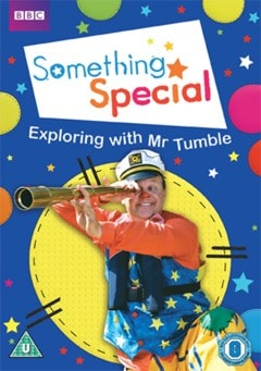 Something Special: Exploring With Mr.Tumble - 1