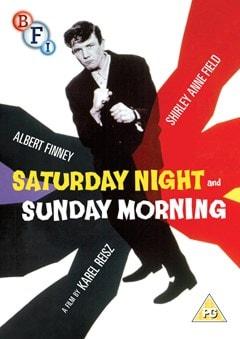 Saturday Night and Sunday Morning - 1