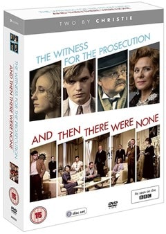 The Witness for the Prosecution/And Then There Were None - 1