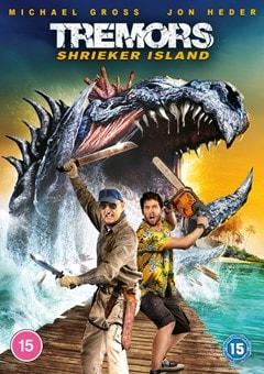 Tremors: Shrieker Island - 1