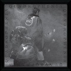 The Who Quadrophenia Framed Wall Art - 1