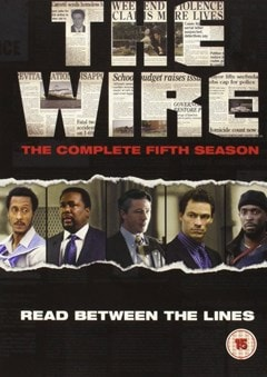 The Wire: The Complete Fifth Season - 1