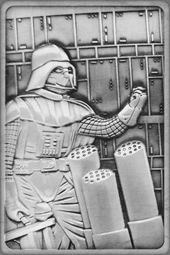 Darth Vader Bespin Scene: Star Wars Limited Edition Ingot Collectible - 2