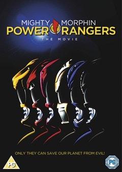 Power Rangers - The Movie - 1