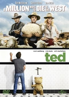 A Million Ways to Die in the West/Ted - 1