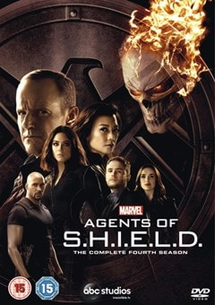 Marvel's Agents of S.H.I.E.L.D.: The Complete Fourth Season - 1