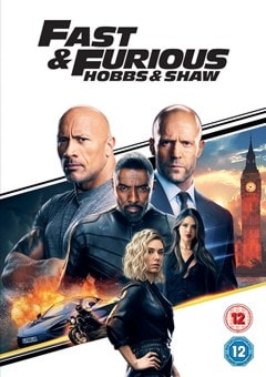 Fast & Furious Presents: Hobbs & Shaw - 1