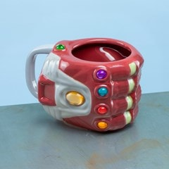 Marvel: Nano Gauntlet Shaped Mug - 3
